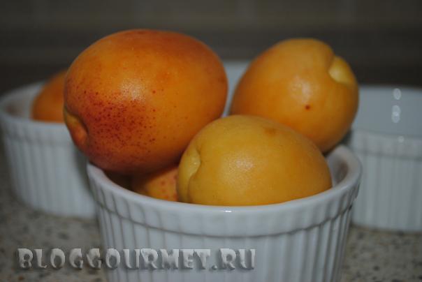 абрикосовый клафути