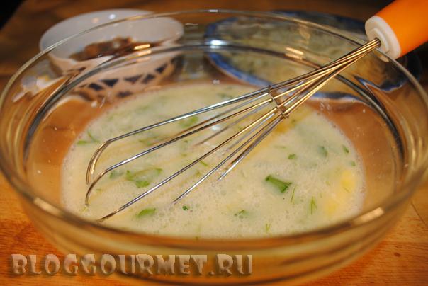 картофельная фриттата