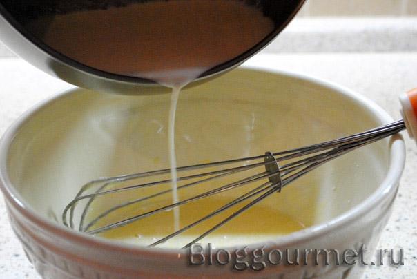 Секреты приготовления торта «Наполеон» из рубленого теста с заварным кремом
