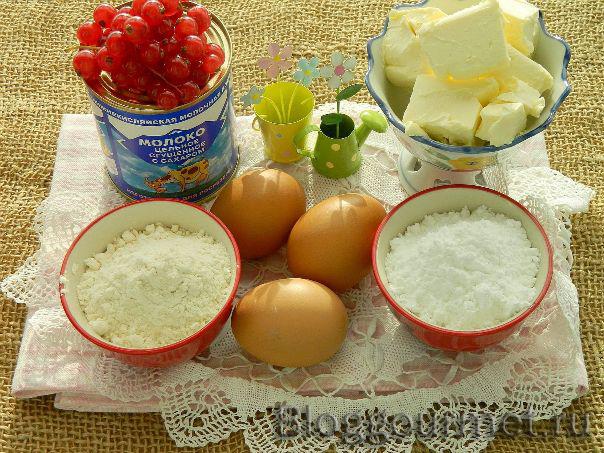 Бисквитный торт с масляным кремом