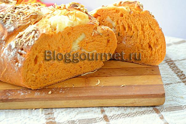 томатный хлеб