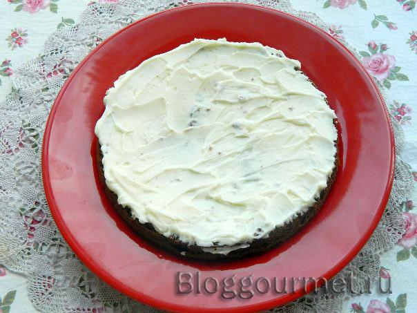 Торт «Пьяный шоколад»