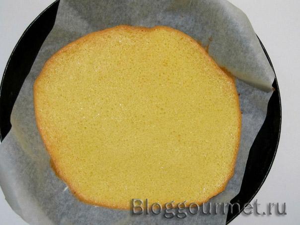 Десерт из тыквы с творогом