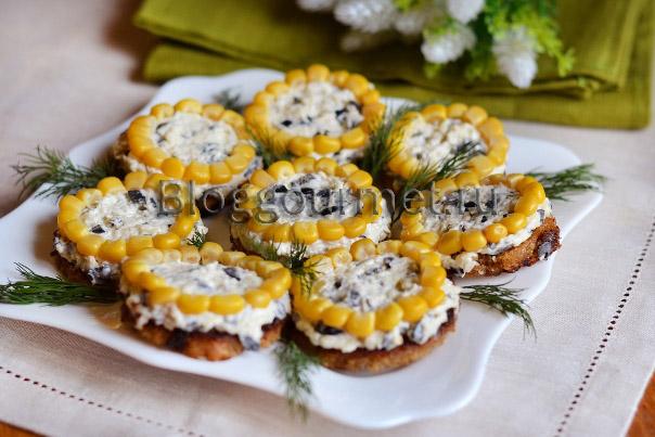 salat podsolnuh