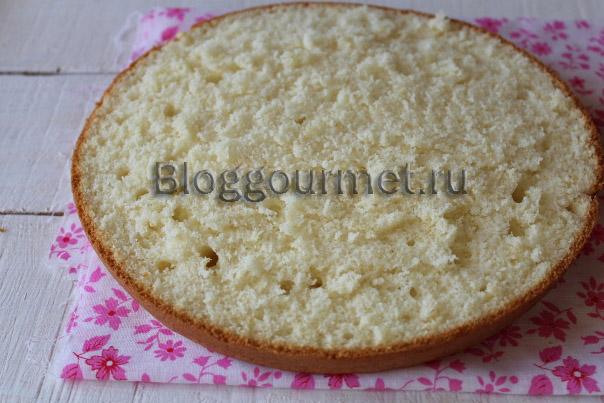 Как испечь бисквит в мультиварке?