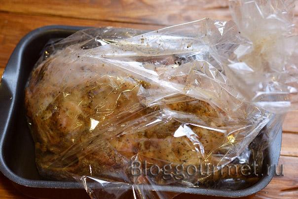 Корейка на косточке в духовке  домашний рецепт С фото!