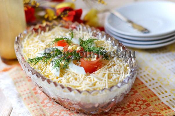 салат из фасоли рецепт с фото очень вкусный