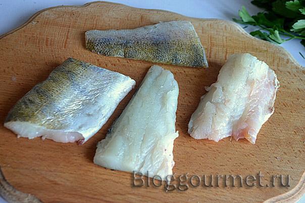Риба по польськи