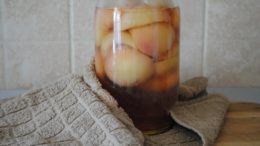 персики в сиропе на зиму рецепт
