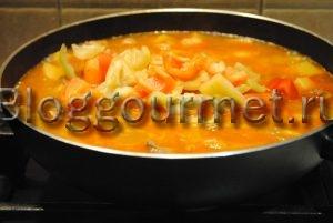 Рецепт мясо с подливкой без томатной пасты