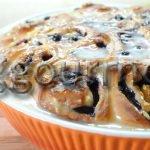 булочки синабон в домашних условиях рецепт с фото