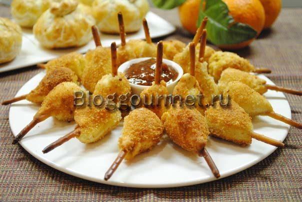 блюда на праздничный стол рецепты с фото простые