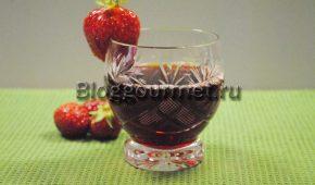 Миниатюра к статье Варим сок из клубники на зиму