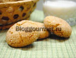 сахарное печенье рецепт с фото пошагово