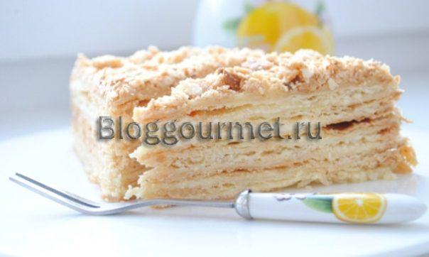 Секрет торта наполеон
