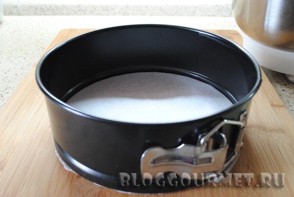 Приготовление бисквита