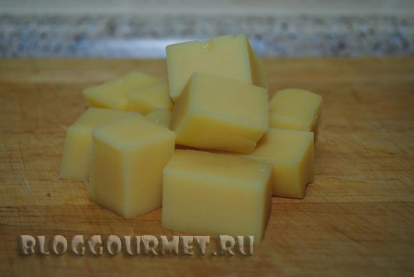 рецепт фрикаделек с сыром
