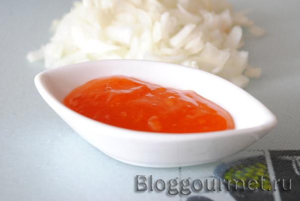Суп типа харчо из говядины
