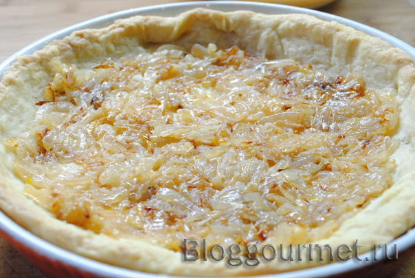 Рецепт лоранского пирога с курицей
