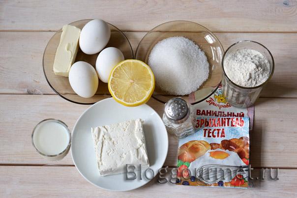 Мягкие творожные вафли в электровафельнице