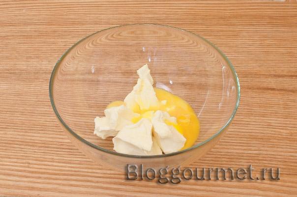 Апельсиновое печенье на сгущенке