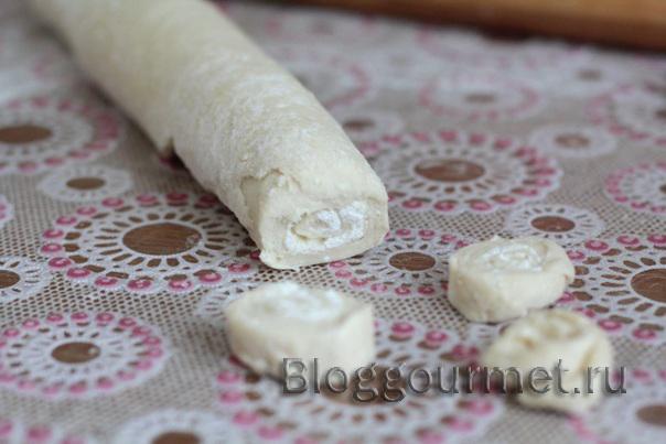 Творожное печенье 06