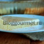 Творожно-банановый пирог – быстрый и бюджетный