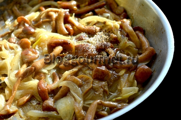 как вкусно пожарить грибы на сковороде