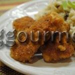 филе минтая на сковороде