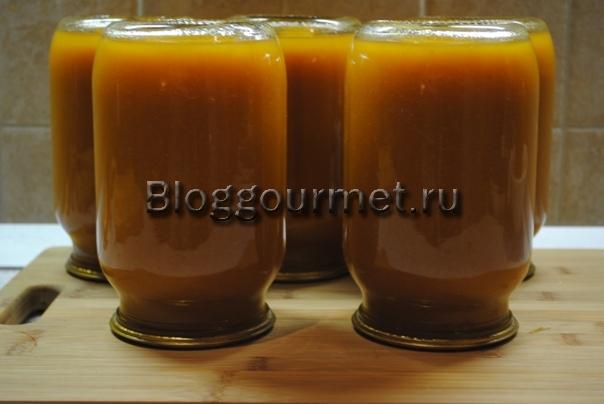 абрикосовый сок на зиму в домашних условиях
