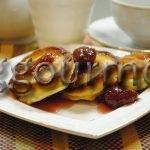 пышные оладьи на кефире рецепт с фото пошагово