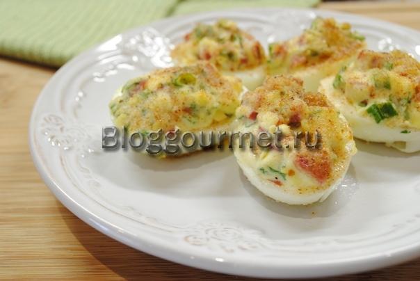 яйца фаршированные рецепты с фото простые и вкусные