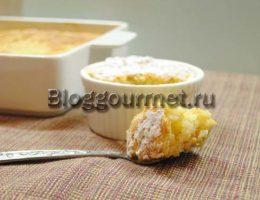 рисовый пудинг рецепт с фото пошагово