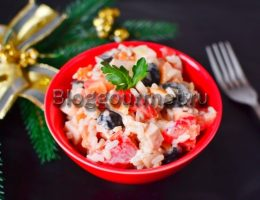 Простые салаты на каждый день: рецепты с фото